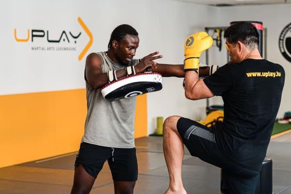 Uplay Martial Arts in Beggen - Swiftr partner
