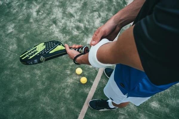Olympiahallen - Racket- och friskvårdscenter - Swiftr partner