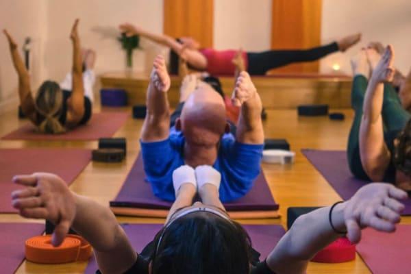Uppsala Yogaskola - Swiftr partner