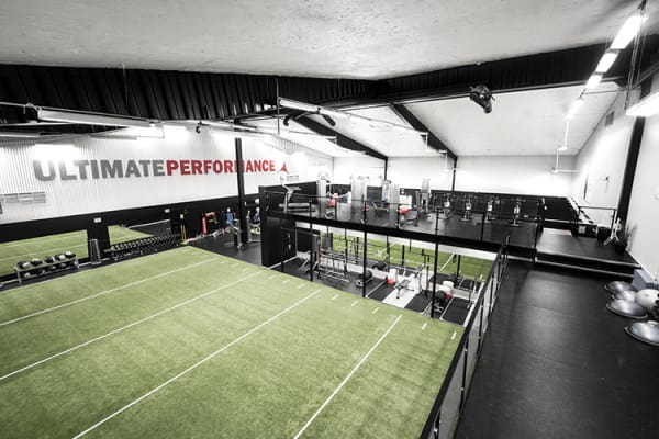 Ultimate Performance center - Swiftr partner