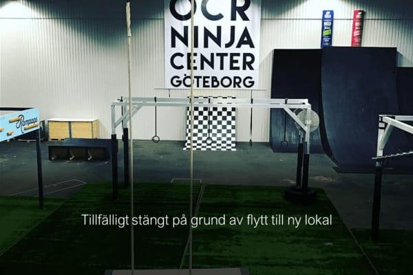 OCR Ninjacenter Göteborg - Swiftr partner