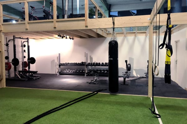 Gymmet på Court1  - Swiftr partner