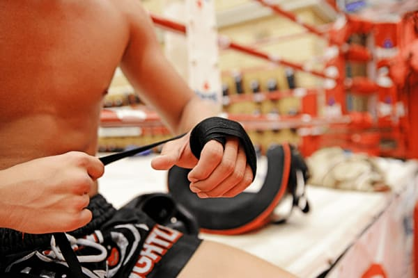 Helsingborg Muay Thai  - Swiftr partner
