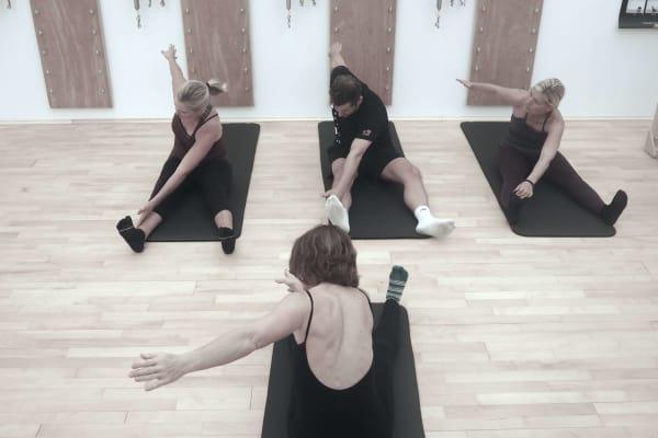 Limhamn Pilates - Swiftr partner