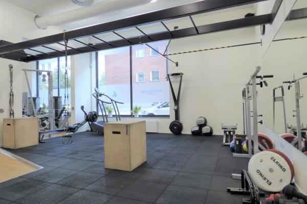 Performance Center Lindhagen - Swiftr partner