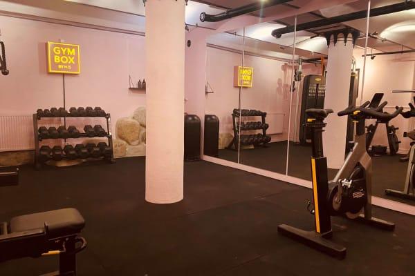 Gym Box by MJ'S - Swiftr partner