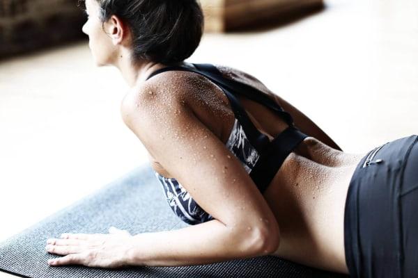 Infinite hot yoga Gävle - Swiftr partner