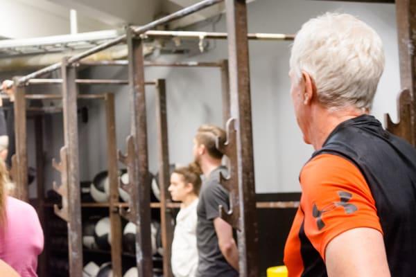 Limhamn Workout  - Swiftr partner