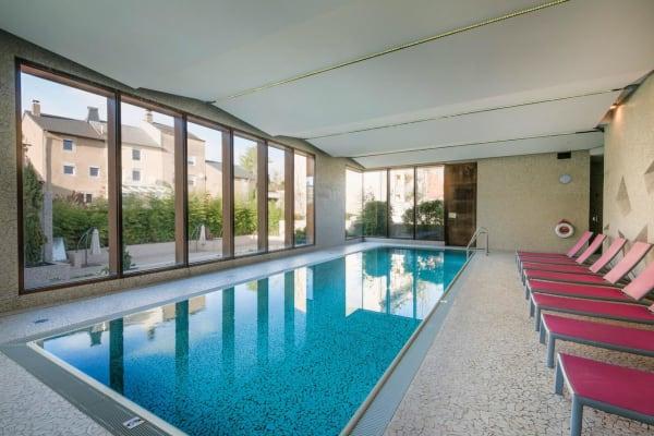 Saint-Nicolas Spa & Hotel in Grevenmacher - Swiftr partner