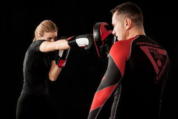 Självförsvar för alla  - Swiftr partner