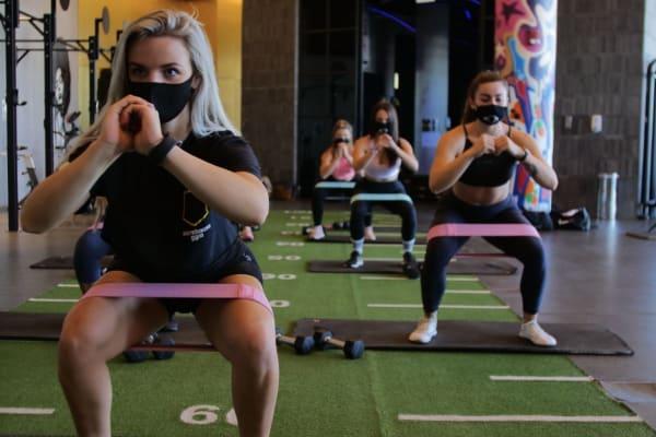 Fitness Zone in Howald - Swiftr partner