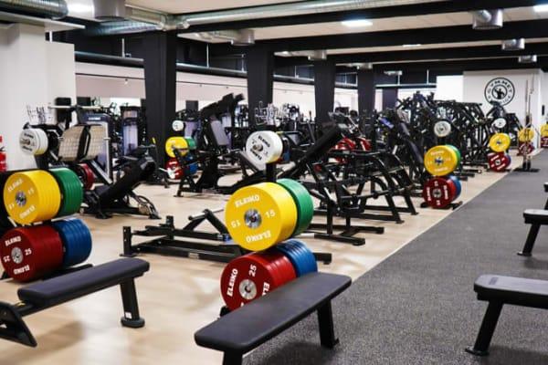 Gymmet - Sundbyberg - Swiftr partner