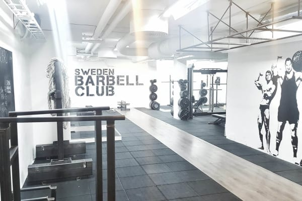 Sweden Barbell Club - Swiftr partner