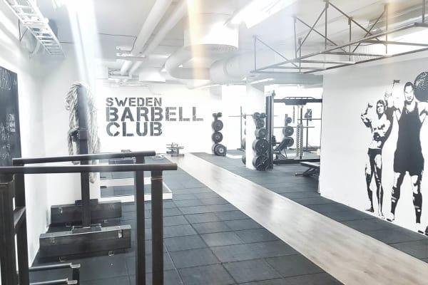 Sweden Barbell Club - Swiftr partner