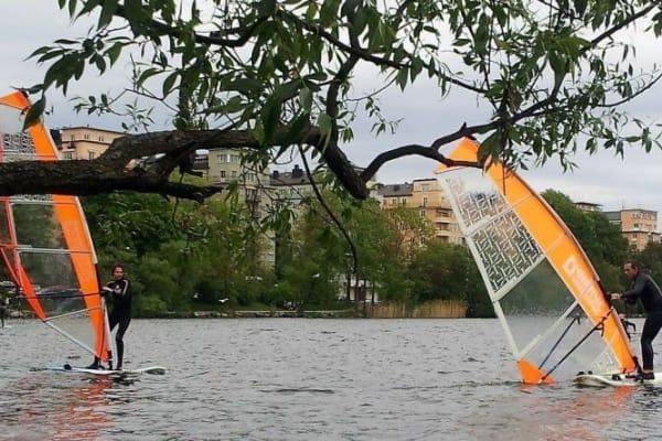 Dynamic Windsurfing Center Stockholm - Swiftr partner