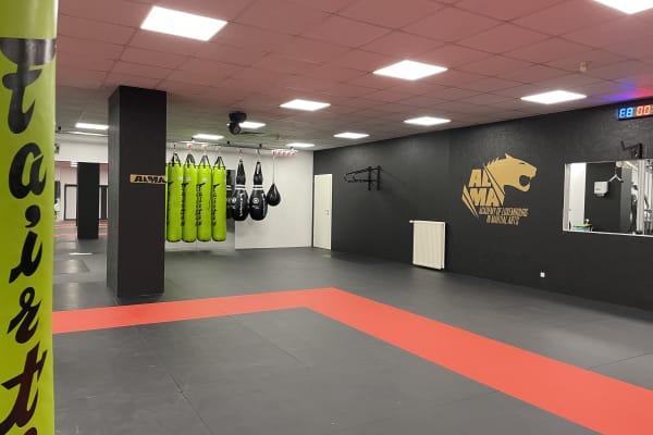 ALMA Academy Martial Arts  in Dudelange - Swiftr partner