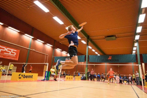 Malmö Badmintoncenter - Swiftr partner