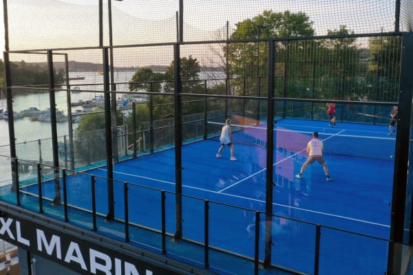 XL Marin Padel - Swiftr partner