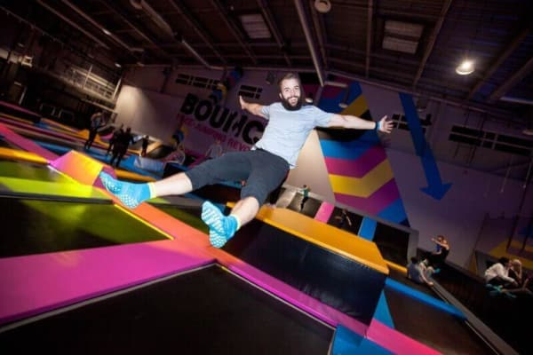 Bounce trampolinpark - Malmö - Swiftr partner