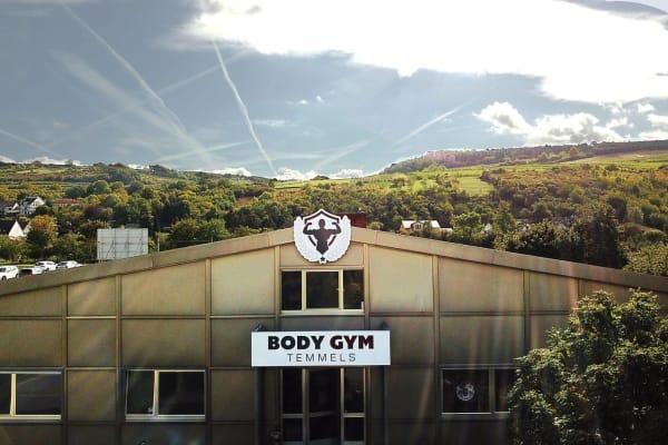 Bodygym Temmels in Grevenmacher - Swiftr partner