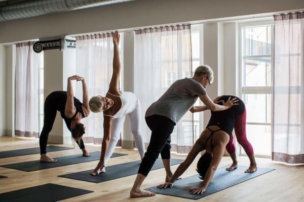 Yogahuset Strängnäs - Swiftr partner