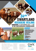 swiftvee livestock auction listing WEBCAST AUCTION 34th Swartland Veeboere Veiling