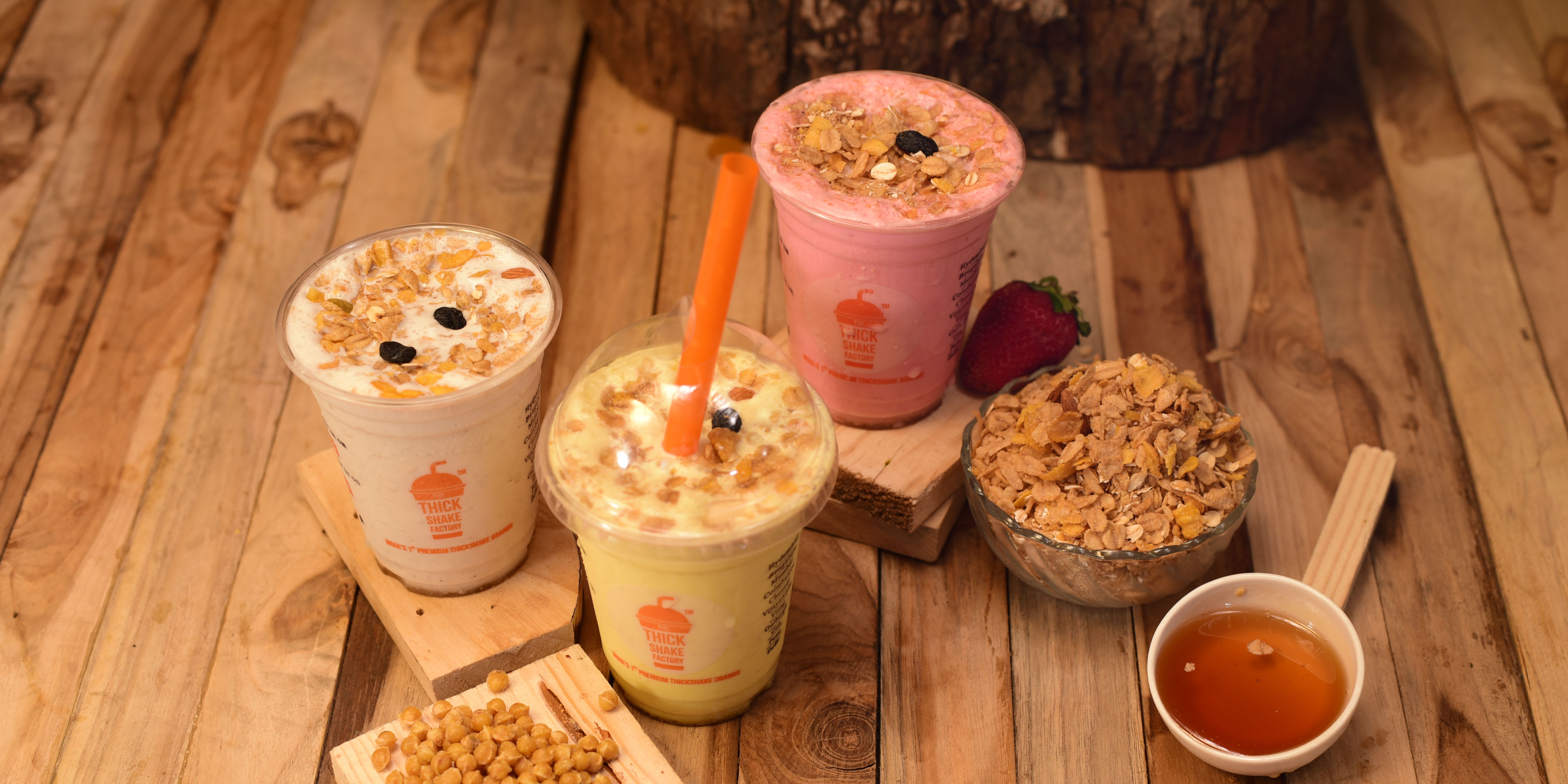 The Thickshake Factory | Home delivery | Order online | Nungambakkam