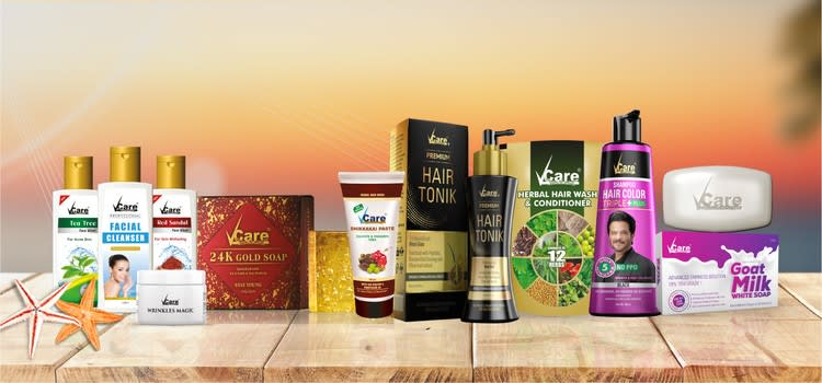 Vcare House Of Hair Skin Care Home Delivery Order Online