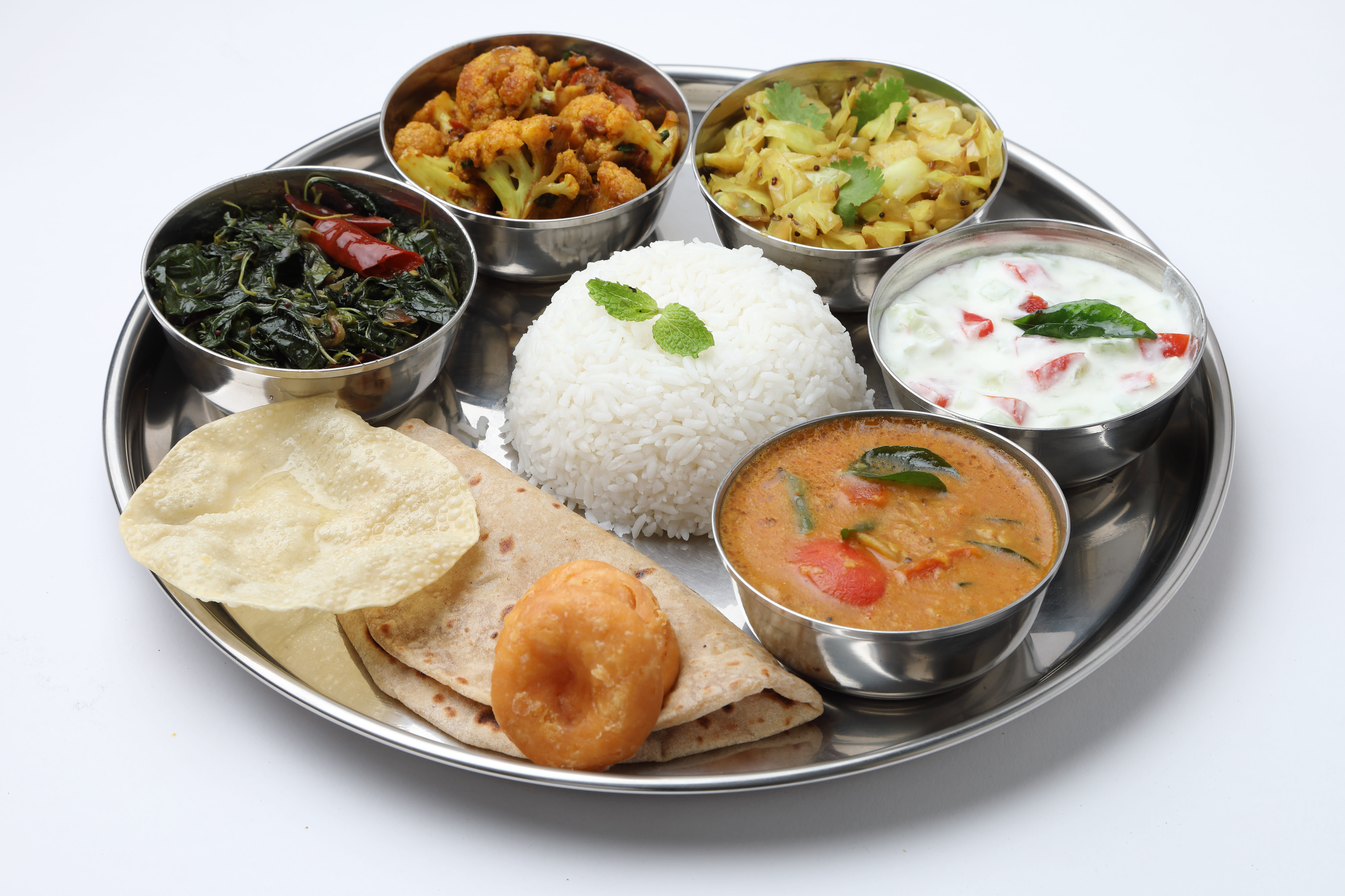 Spicy Bites Thali Combos Home Delivery Order Online