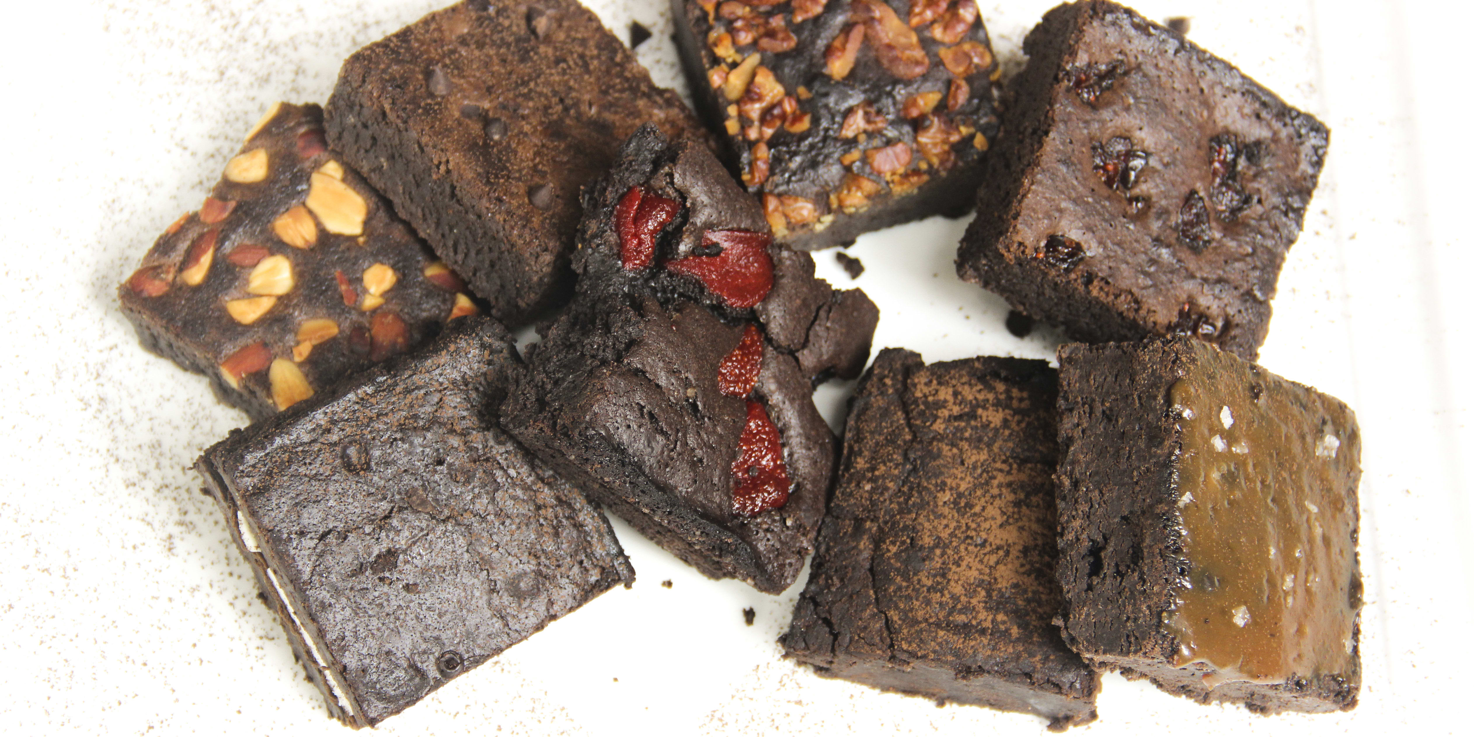 Gooey & Fluffy (The Brownie Shop) | Home delivery | Order