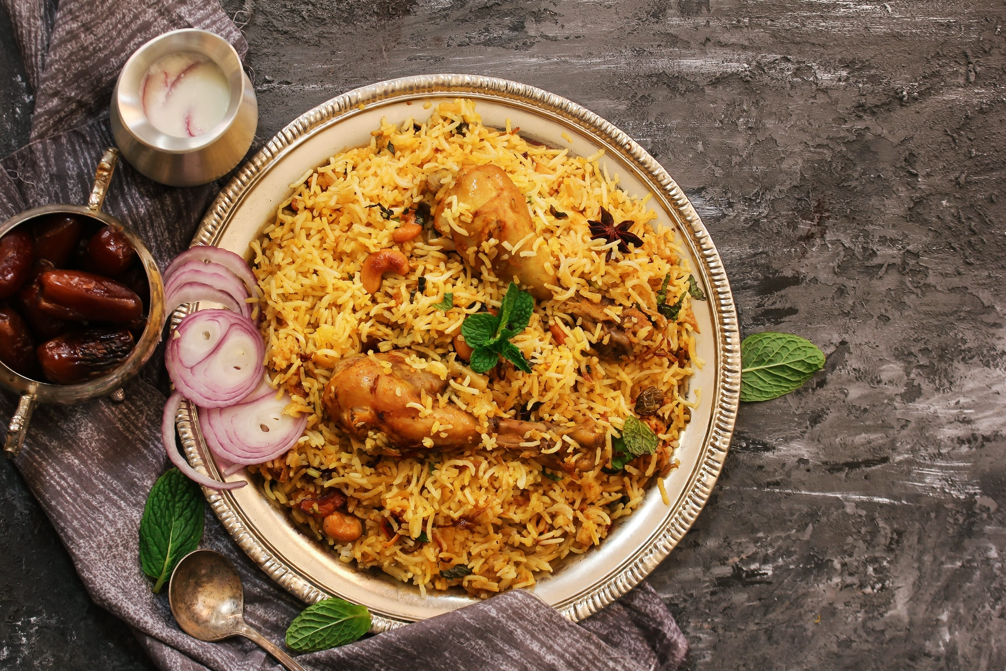 Best Chicken biryani in delhi