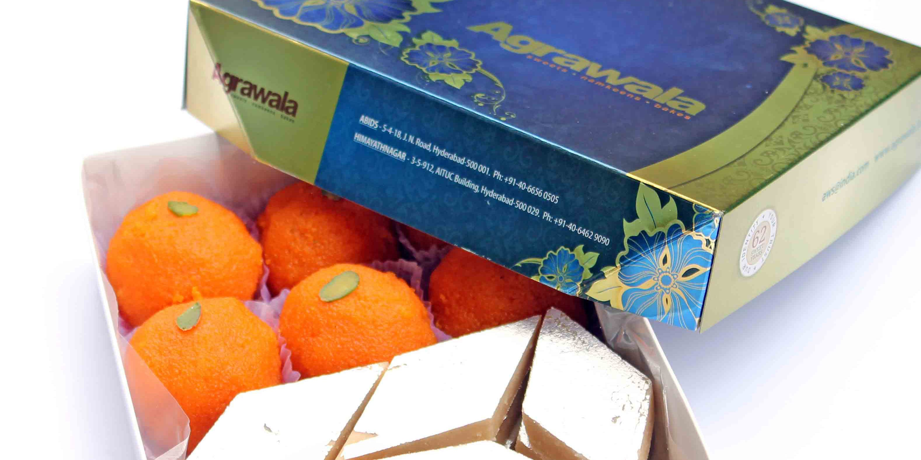 Agrawala rakhi spl. - agrawala sweets | home delivery | order online