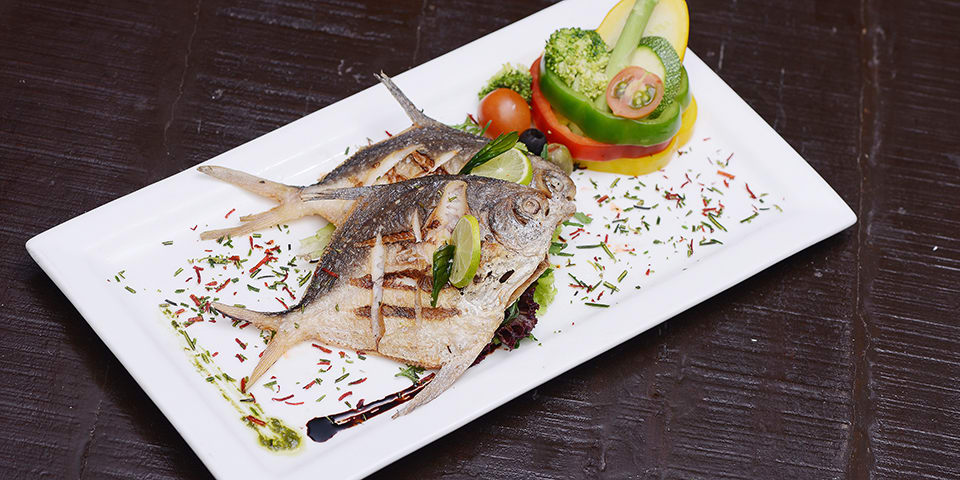 Ocean Grill | Home delivery | Order online | Sector 5 Sector