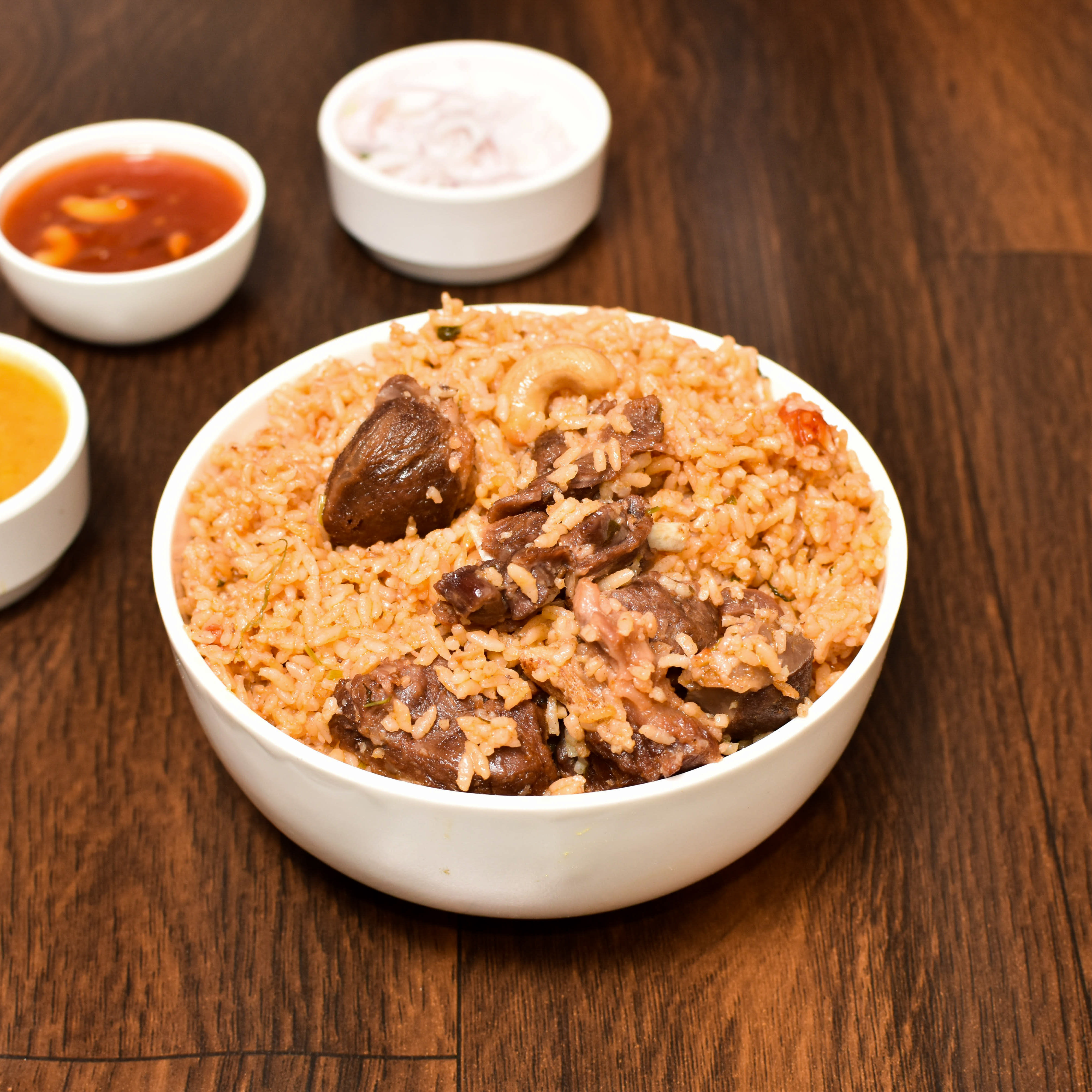Mohal Biriyani   Home delivery   Order online   New Bus
