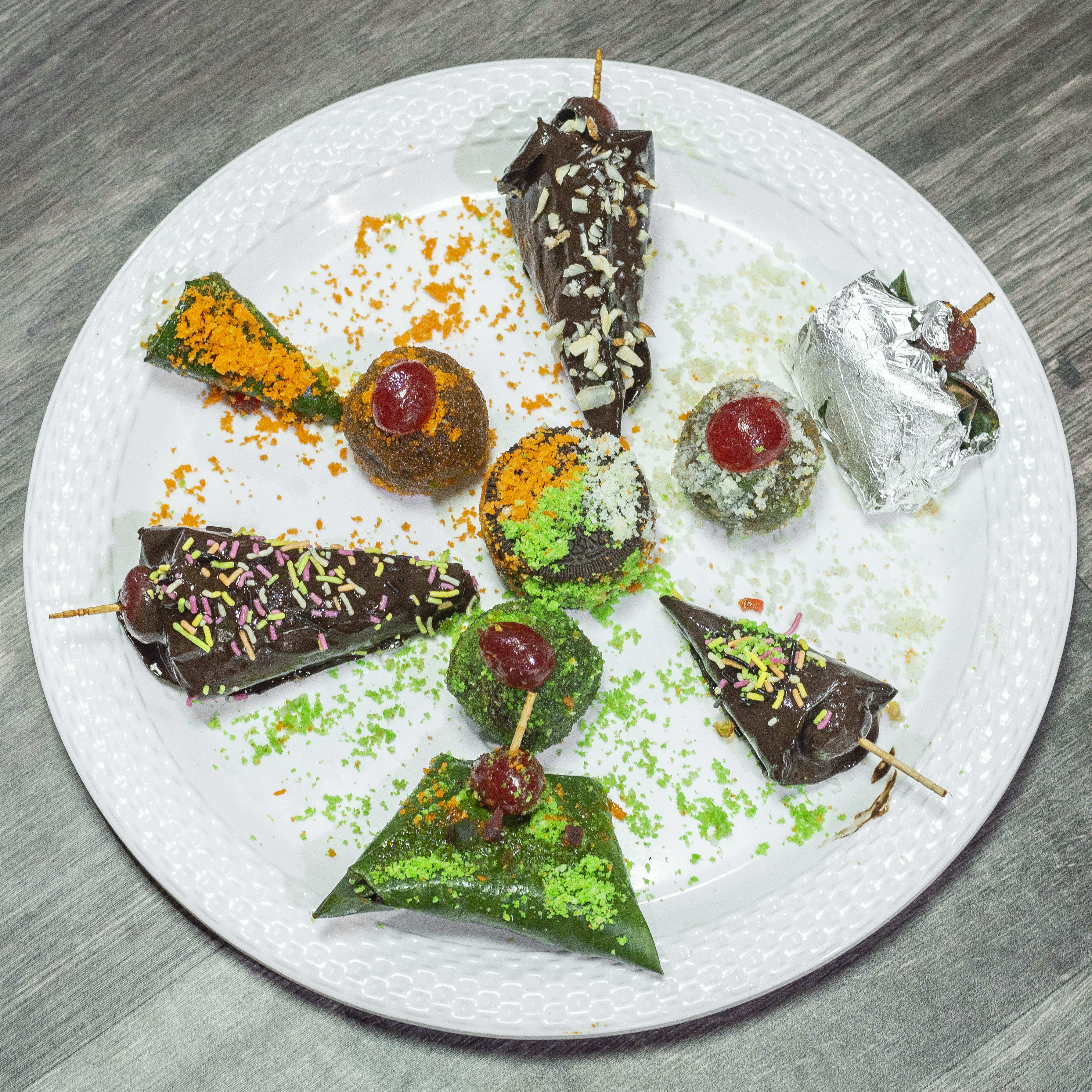 Paan Ingredients|Fire Paan|Chocolate Paan