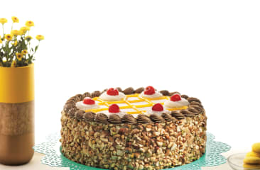72d202dbbb Ice cream Cake  Serve 6 . Mango Italian Fiesta ...
