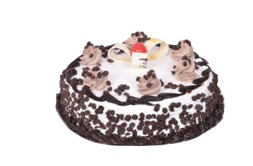 The Chocolate Chip Is A Classic Cake That Comes As Surprise In Form Of Bits And Pieces Chips Spread