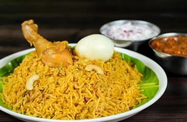 JP Jayam Biryani Center | Home delivery | Order online | Chengalpet