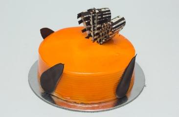 Orange Punch Cake 700 Gms