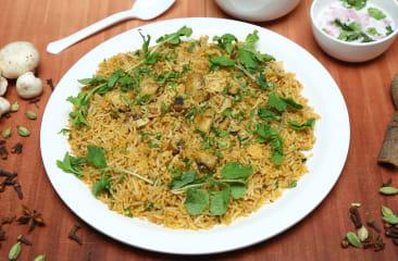 Hyderabad Biriyani Hotel | Home delivery | Order online