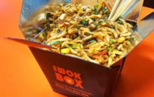 The Wok Box Home Delivery Order Online Ananda Nivas