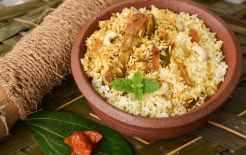 Best Biryani restaurants in Chennai