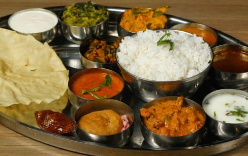 Sangeetha Veg Restaurant Home Delivery Order Online Gandhi Nagar Adyar Chennai