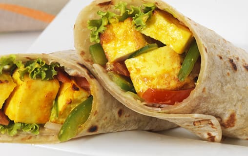 Flat 60% OFF on order Above ₹149 at Kaati Zone Rolls and Wraps