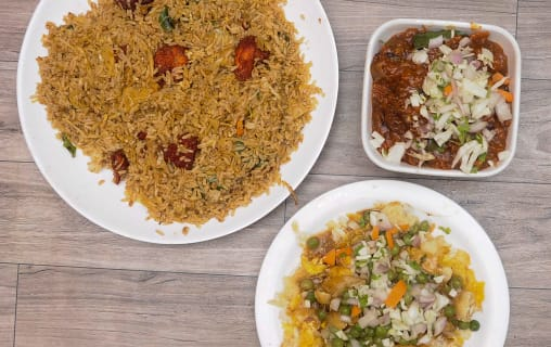 Brother Boys Paani Poori And Chineese Restaurant | Home
