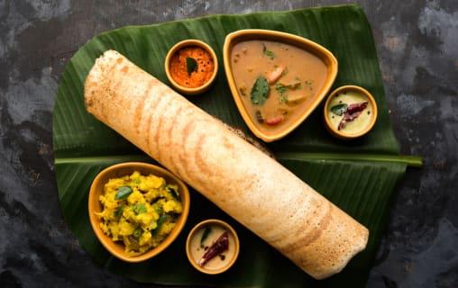Flat 60% off on food at Sree Balaji Vilas