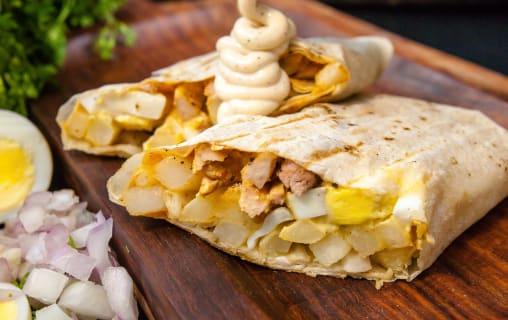Istah - Shawarma and Biryani 60% off up to ₹125 + ₹25 cashback with PayTM |