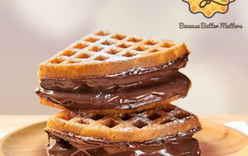 The Belgian Waffle Co  | Home delivery | Order online | Benz