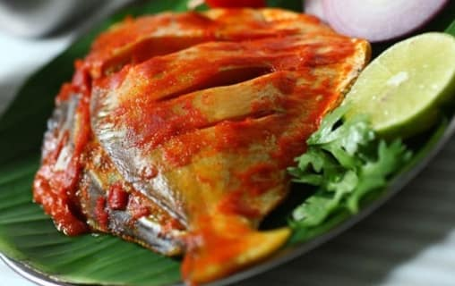 Fish Curry Rice Home Delivery Order Online Baner Baner Pune