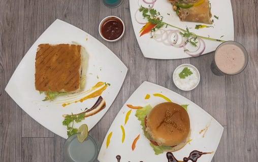 PIZZ BURG | Home delivery | Order online | Bhavani Bhavani Erode